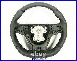 VF HSV GTS Clubsport Holden Commodore SS SSV Black Leather Sports Steering Wheel