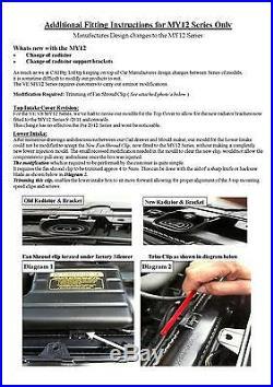 Ve V8 Orssom Otr Mafless Cold Air Intake Kit Holden Commodore & Hsv 11-13